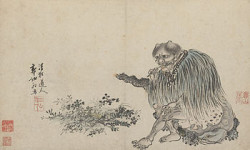 The legendary Chinese emperor Shen Nung, who is believed to have popularised medical use of cannabis