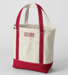Canvas Tote Bag Prayer Chair