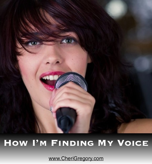 Finding My Voice IMAGE