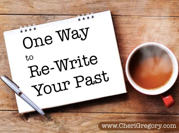 One Way to Re-Write Your Past IMAGE