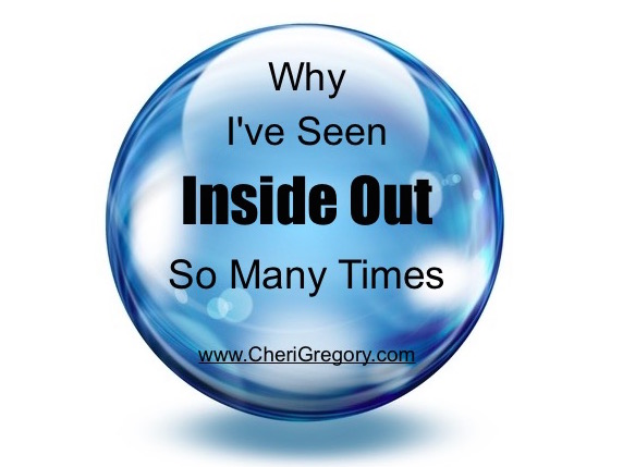 Why I've Seen Inside Out So Many Times