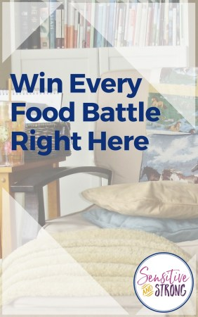 Win Every Food Battle Right Here