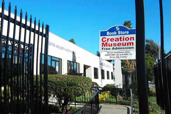 Santee Creation Museum
