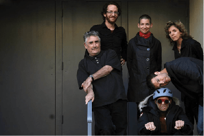 Fred Frith and Cosa Brava