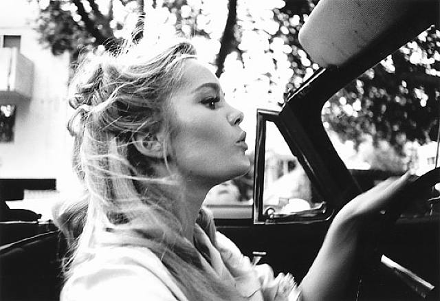 Tuesday Weld photograph Dennis Hopper