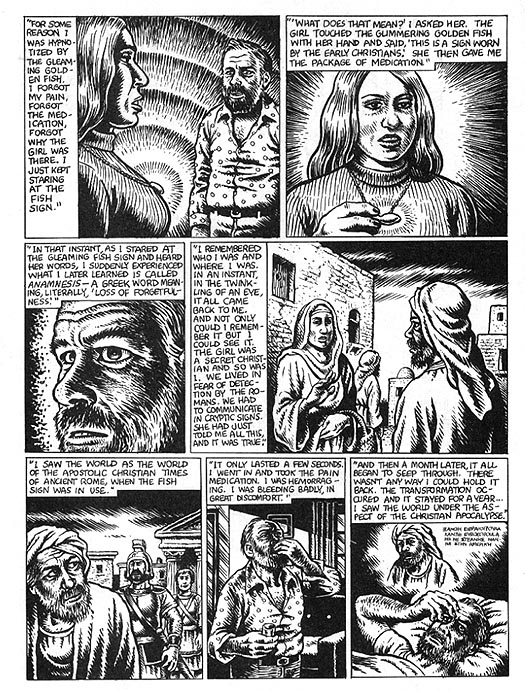 The Religious Experience of Phillip K. Dick, part 2