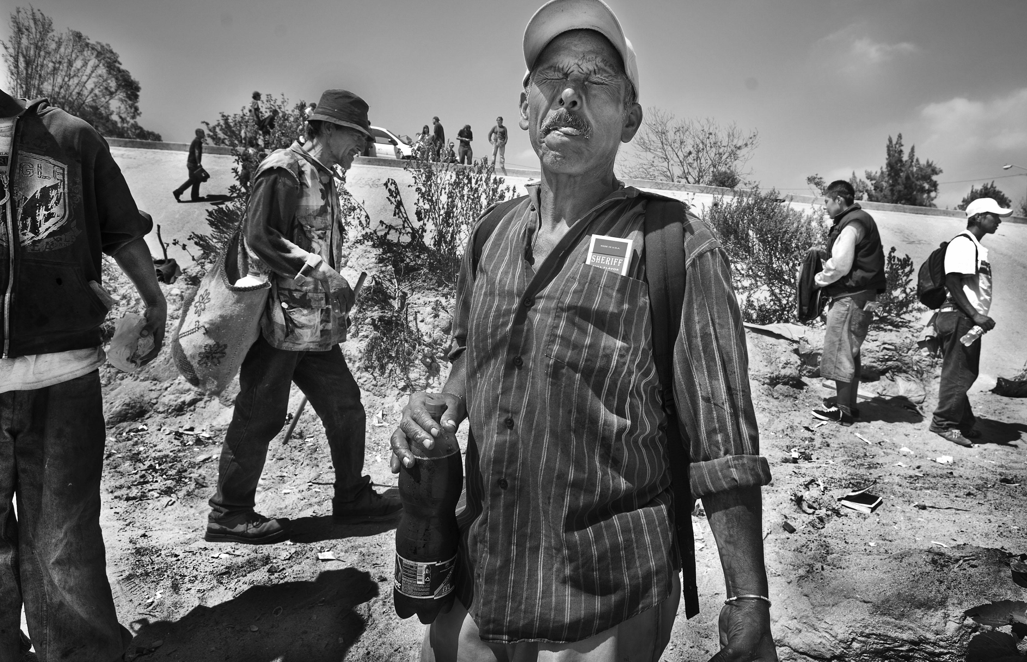 Zona Norte - photographs by Chris Bava
