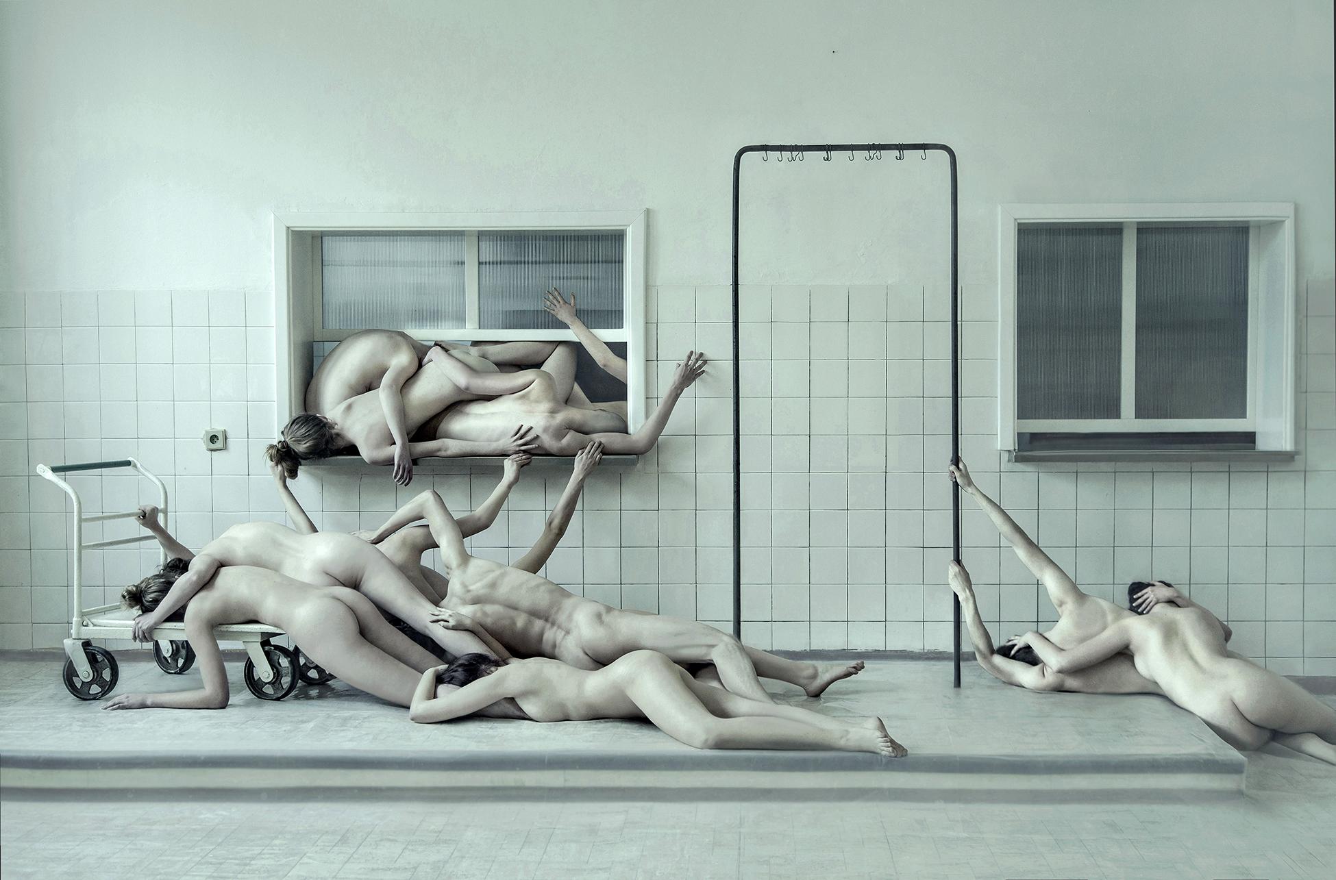 Ecce Homo, photograph by Evelyn Bencicova