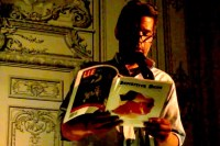 Norman Douglas at Bowery Poetry Club