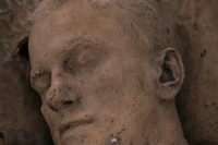 Mayakovsky Death Mask