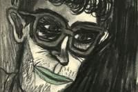 Ken Warneke drawing by David West
