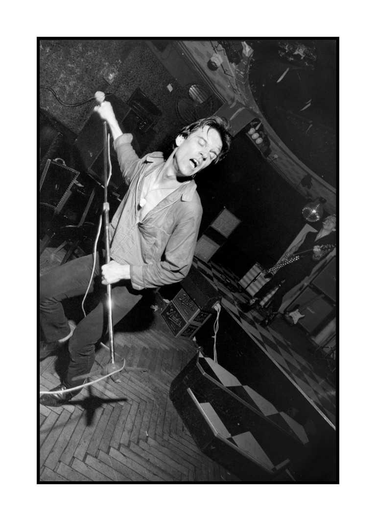The Cramps, Bookies Club 870, Detroit, July 23, 1978
