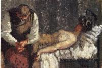 The Camden Town Murder, painting by Walter Sickert