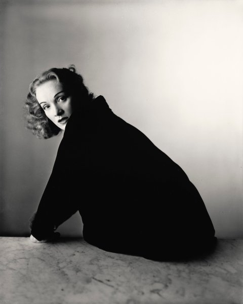 Irving Penn Marlene Dietrich New York 1948