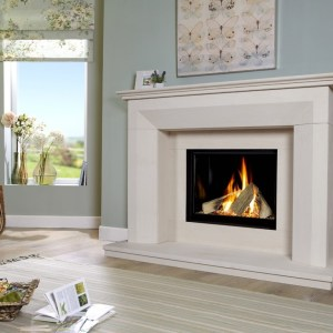 Verine Lille Suite with Celena Gas Fire