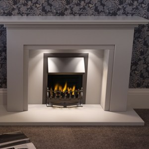 The Beverley Marble Fireplace