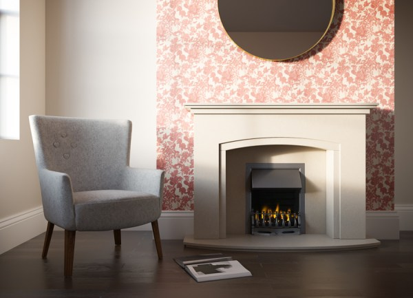 The Kingston Marble Fireplace