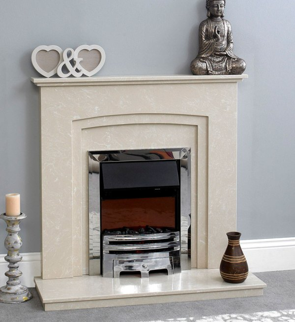 Mamble Marble Fireplace