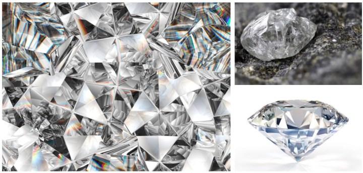 propriétés du diamant