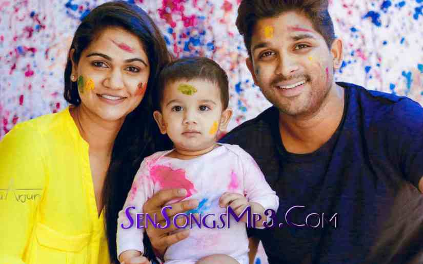 Allu arjun movies list bio photos