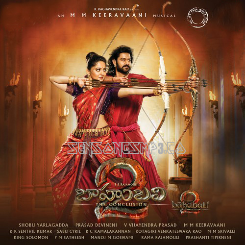 baahubai 2 mp3 songs telugu tamil hindi posters images cd rip cover saavn gaana