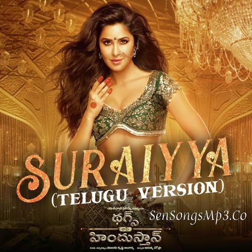 Thugs Of Hindostan telugu movie songs download