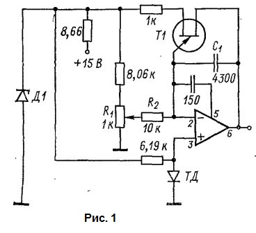Thermo-diode and thermo-transistor