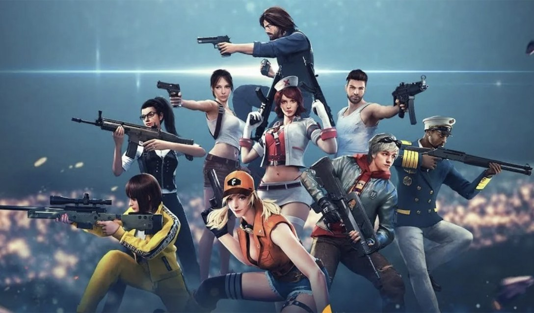 Garena Free Fire Overtakes PUBG Mobile in U.S. as Top Grossing Battle Royale Game main image feature