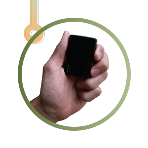 Push button alert system device