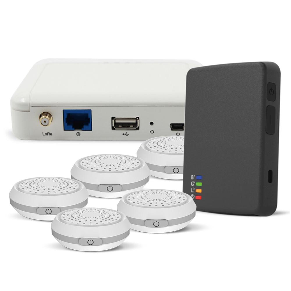 SensorWorks Panic Button Starter Kit
