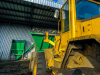 Industrial Waste Bins