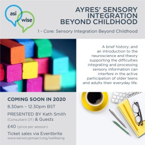 Sensory Integration, Sensory Modulation and Praxis in MENTAL HEALTH 2020 Ads -1
