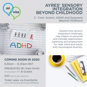 Sensory Integration, Sensory Modulation and Praxis in MENTAL HEALTH 2020 Ads -3