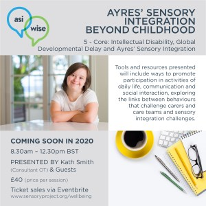 Sensory Integration, Sensory Modulation and Praxis in MENTAL HEALTH 2020 Ads -5