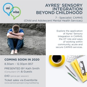 Sensory Integration, Sensory Modulation and Praxis in MENTAL HEALTH 2020 Ads -7