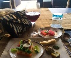 Lunch at La Brize