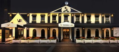 The Whitefield Arms English Pub & Microbrewery @ VR Bengaluru
