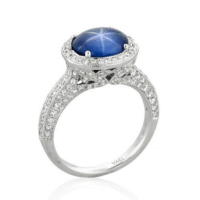 Gorgeous Sapphire Rings at Yael Designs