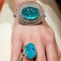 Gorgeous Paraiba Tourmaline Jewelry