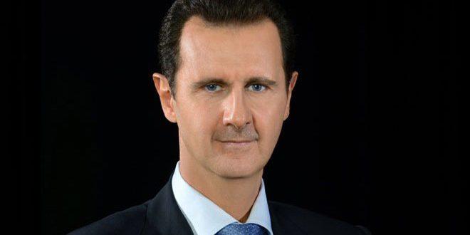 sensyria - بشار الأسد