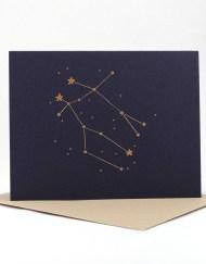 Constellation card, Gemini