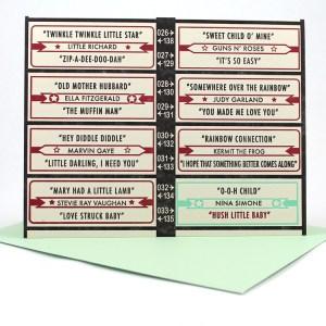 Baby Juke Box Songs