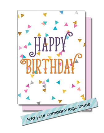 Corporate Birthday Card
