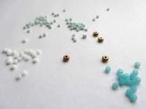 rocaille et perles