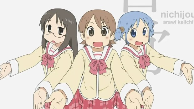 Review_nichijou_by_sentarou