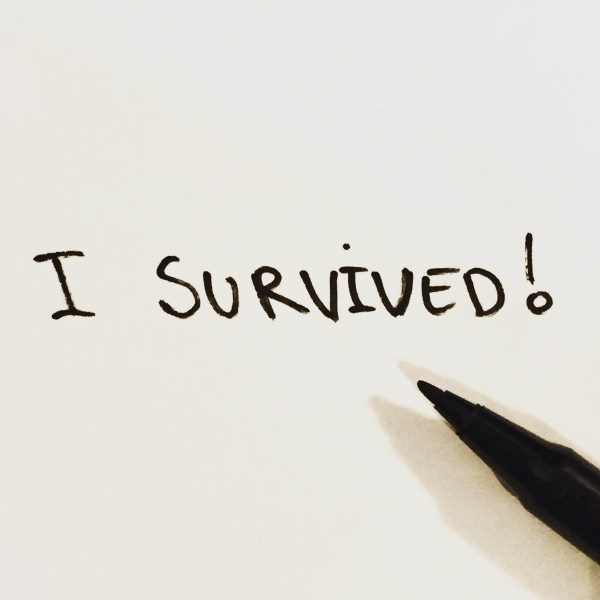 survived,overlevet,tekst,billede,pen,tus,tusch,sententia,blog,