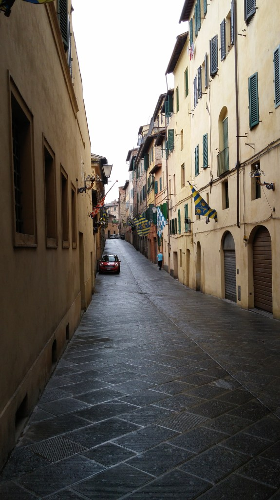 A street in our Contrada