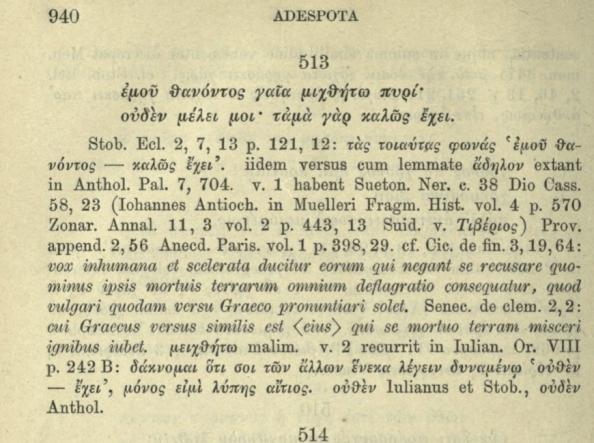 Tragicorum Graecorum Fragmenta