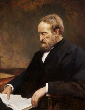 MacDonald, Alexander, 1839-1921; Mark Pattison (1813-1884), Rector (1861-1884)