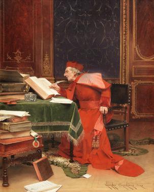 the-scholar-georges-croegaert